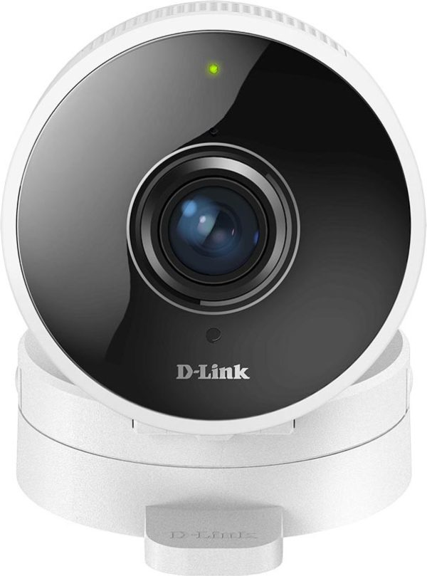 "CAMERA IP D-LINK wireless de interior, senzor 720p HD CMOS, rez. video 1280×720 pana la 30fps, Day and Night, panoramica 180xxxx, slot microSD, ""DCS-8100LH""/ 45505670"