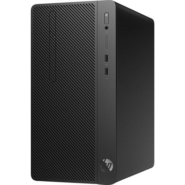 "Desktop HP 290 G2 Microtower, Intel Core i5-8500 6 Core (3.00GHz, up to 4.1GHz, 9MB), video integrat Intel UHD Graphics, RAM 4GB DDR4 2666MHz (1x4GB), SSD 256GB, DVD+/-RW, Microsoft Windows 10 Pro 64-bit ""3ZD08EA"""