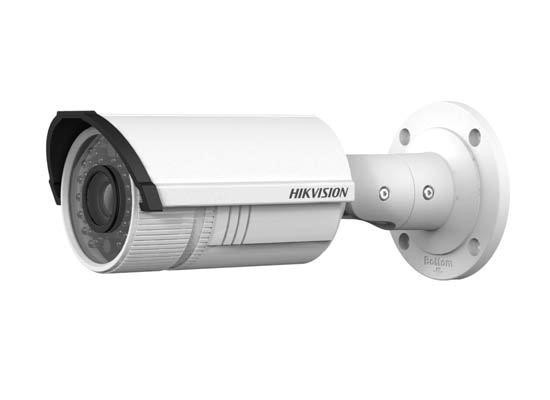 "Camera de supraveghere Hikvision DS-2CD2642FWD-I; 1/3″ Progressive Scan CMOS; 0.014LUX(F1.4, AGC ON); 4MP; Day/Night IR; 3D DNR, BLC, ROI, IP66, Wide Dynamic Range: 120dB; 2.8-12mm F1.4 Lens; ""DS-2CD2642FWD-I"""
