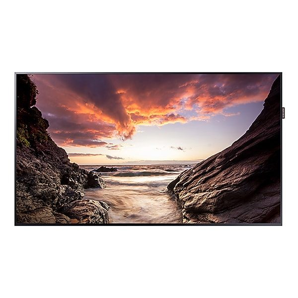 "Monitor 43″ LFD SAMSUNG LH43PHFPMGC, Smart Signage, E-LED BLU, 60 Hz, FHD 1920×1080, 16:9, 8 ms, 700 cd/m2, 3000:1, 178/178, DVI-I, DP 1.2, HDMI, HDCP, USB 2.0, Stereo mini Jack, RS232C/RJ45 ,VESA 200*200 mm, 24/7, speakers, WI-Fi ""LH43PHFPMGC/EN"""