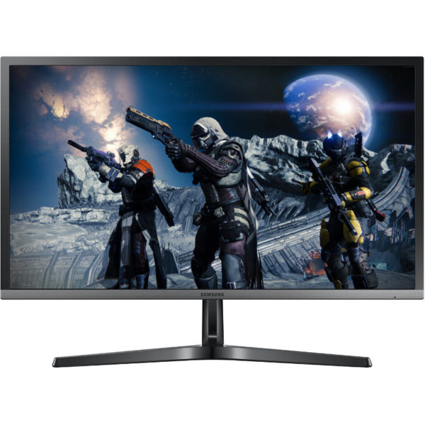 "MONITOR SAMSUNG 27.9″, gaming, TN, 4K UHD, 3840 x 2160 60 Hz Wide, 300 cd/mp, 1 ms, HDMI x 2 | DisplayPort, 3.5 mm Jack ""LU28H750UQUXEN"""