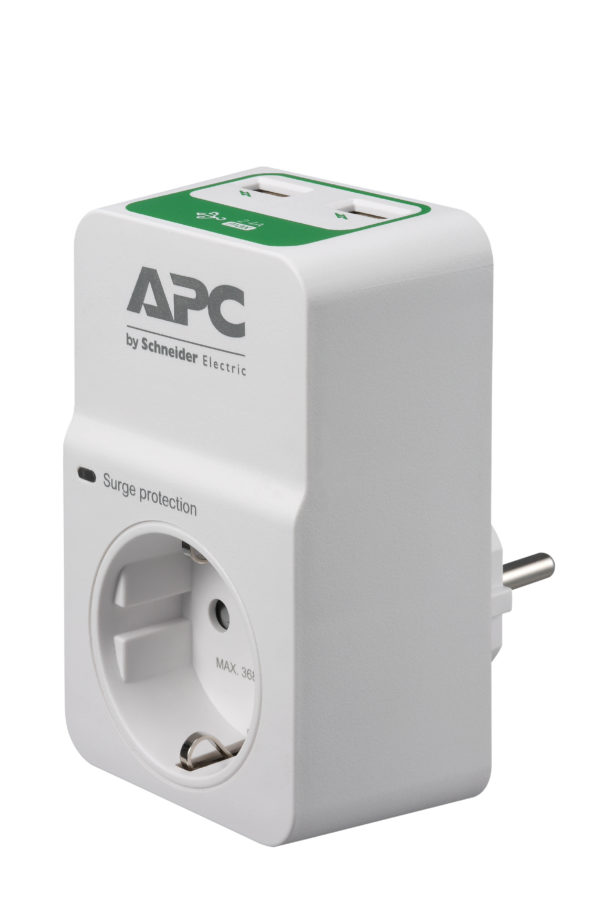 "APC Essential SurgeArrest 1 outlet 230V ""PM1WU2-GR"""