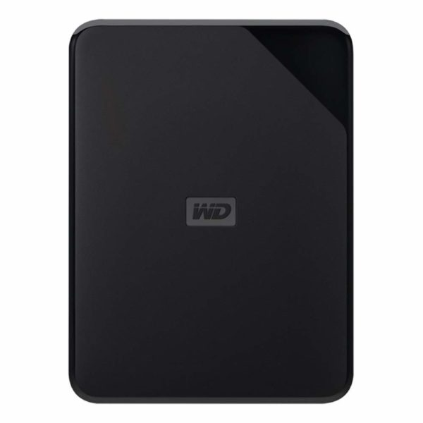 """Elements Portable SE, 1TB, USB 3.0, Included Accessories USB 3.0 cable;WD Discovery software for drive management;Quick install guide, Colour Black, Dimensions 12.8x110x81.5mm """"WDBEPK0010BBK-WESN"""""""