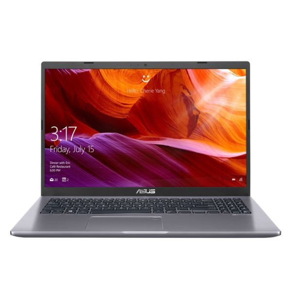 "Laptop ASUS X509FB-EJ024, 15.6 FHD (1920X1080), Intel Core i5-8265U, video dedicat NVIDIA GeForce MX110 2GB GDDR5, RAM 8GB DDR4 2400Mhz, suporta maxim 12GB RAM, SSD 256GB M.2 NVME + slot SATA3, NO ODD, Endless OS ""X509FB-EJ024"""