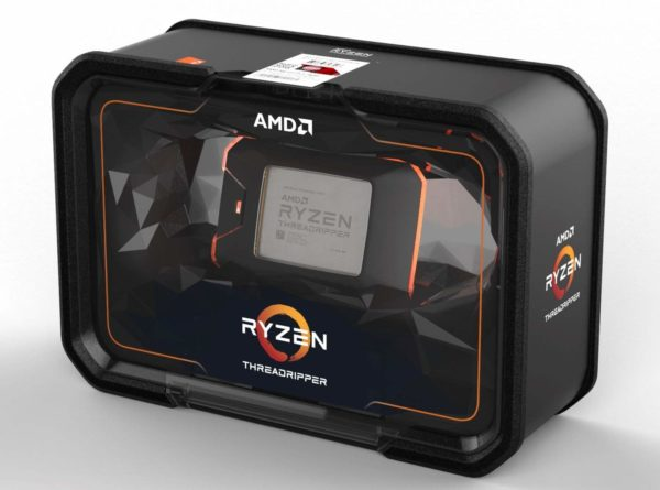 "AMD Ryzen Threadripper 2990WX (sTR4) Processor (PIB) ""YD299XAZAFWOF"""