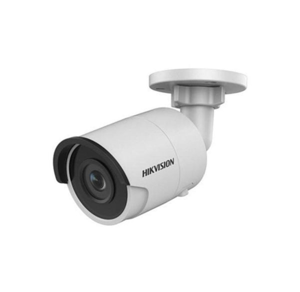 "Camera supraveghere Hikvision IP Bullet, DS-2CD2055FWD-I(8mm); 5MP; 1/2.5″ Progressive Scan CMOS; H.265+/H.265/H.264+/H.264/MJPEG; Color: 0.01 lux@(F1.2, AGC ON), 0 lux with IR; ""DS-2CD2055FWD-I8MM"""