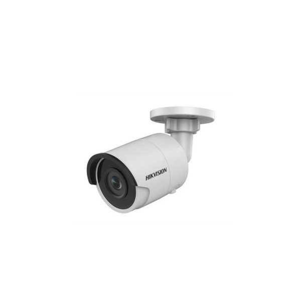 Camera supraveghere Hikvision IP Bullet DS-2CD2085FWD-I(2.8mm); 8MP; 1/2.5″ Progressive Scan CMOS; H.265+/H.265/H.264+/H.264/MJPEG; Color: 0.01 lux@(F1.2, AGC ON), 0 luxwith IR; DS-2CD2085FWD-I 2.8mm