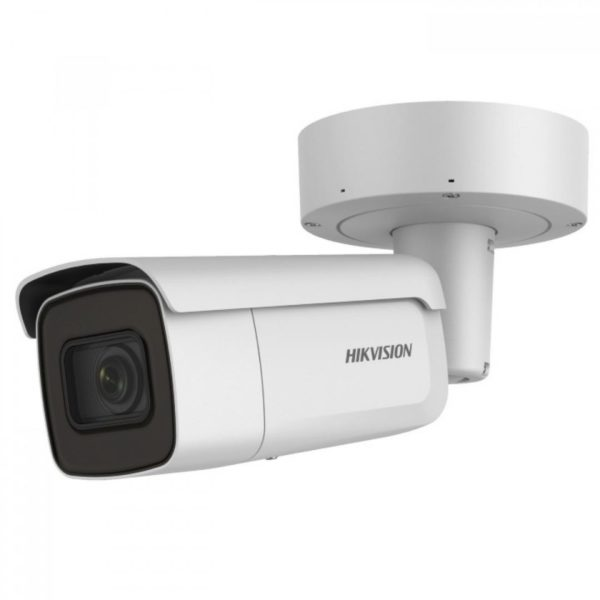 "Camera de supraveghere Hikvision IP Bullet DS-2CD2635FWD-IZS(2.8-12MM); 3MP; 1/2.8 Progressive Scan CMOS; H.265+/H.265/H.264+/H.264/MJPEG; Powered by Dark fighter technology; Color: 0.005 lux @(F1.2, AGC ON), 0lux with IR; ""DS-2CD2635FWD-IZS"""
