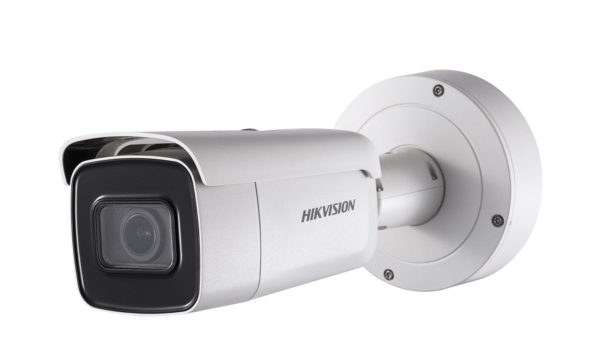 "Camera de supraveghere Hikvision IP Bullet Outdoor, DS-2CD2645FWD-IZS (2.8-12mm); 4MP; Powered by Darkfighter; 4MP @30fps, 1/2.7 Progressive Scan CMOS, Color 0.009 lux, 120dB WDR, H.265+/MJPEG, EXIR, ""DS-2CD2645FWDIZS12"""