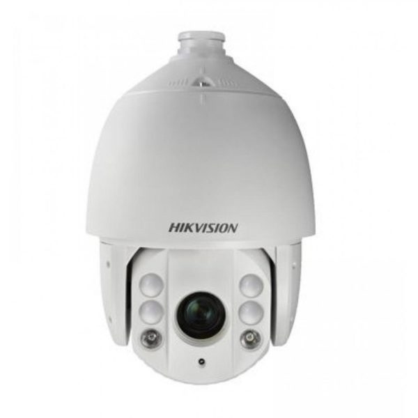 "Camera de supraveghere Hikvision IP Speed Dome Outdoor, DS-2DE7232IW-AE; 2MP; Frame rate: 2MP@30fps, optical zoom 32x, Color 0.005Lux, 120dB WDR, H265+, IR 150m, IP66, Alarm I/O: 2/1, Audio I/O: 1/1, 24 VAC MAX40W High POE ""DS-2DE7232IW-AE"""