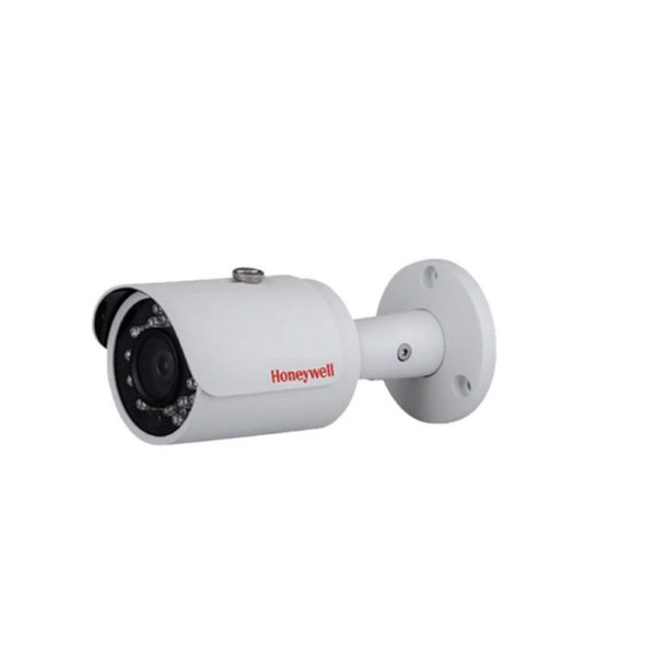 "Camera supraveghere Honeywell IP bullet HBD1PR1; 1.3MPsenzor1280(H)xxxx960(V) HD720P 25/30fps; True Day/Night capability; ICR;BLC/HLC/DWDR;3DNoise Reduction; lentila 3.6mm F2.1; PoE/12V; utilizare interior/exterior; ""HBD1PR1"""