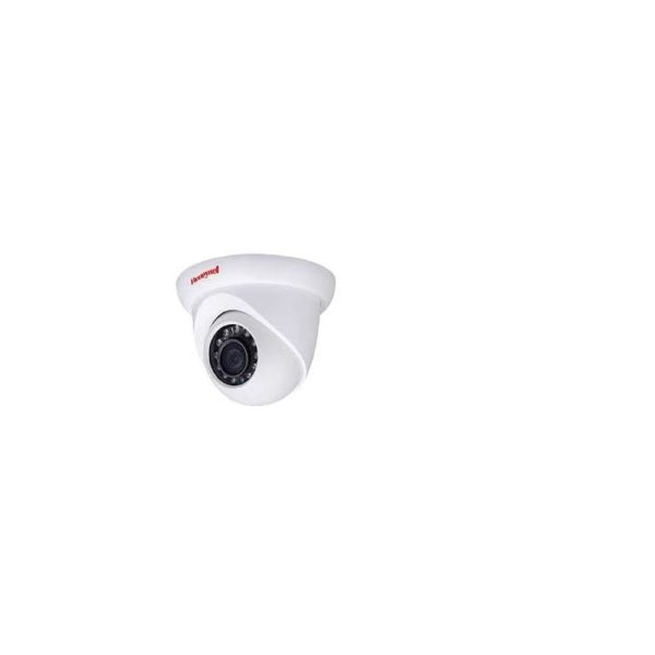 "Camera supraveghere Honeywell IP dome HED1PR3; 1.3MPsenzor1280(H)xxxx960(V) la 25/30 fps, HD720P; True Day/Night; ICR; 3D NoiseReduction;lentila fixa 2.8 mm/F2.1, PoE/12V;utilizare interior/exterior ""HED1PR3"""
