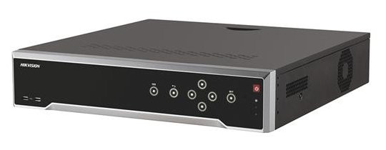 "NVR Hikvision IP 16canale, iDS-7716NXI-I4/8S; 12MP; Seria DeepinMind; H265+;H265;H264+;H264;MPEG4; 8-ch; Human body detection and analysis and Smart and POS Function; Up to 16-ch 12MP IP cameras can be connected, ""IDS-7716NXI-I4/8S"""