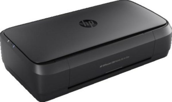 "Multifunctional Inkjet Color HP Officejet 252 Mobile, A4, Functii: Impr.|Scan.|Cop., Viteza de Printare Monocrom: 10ppm, Viteza de printare color: 7ppm, Conectivitate:USB|WiFi, Duplex:Nu, ADF:Nu(incl.TV 10RON) ""N4L16C"""