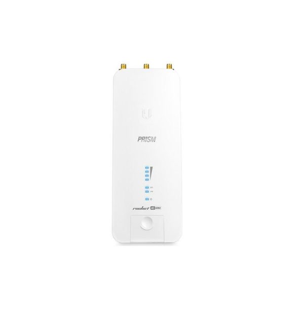 "ACCESS POINT UBIQUITI wireless 500 Mbps, Gigabit, 5GHz, PrismStation, adaptor PoE, ""RP-5AC-GEN2"""