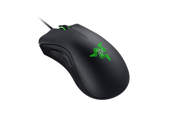 "Mouse Razer Deathadder Essential, True 6,400 DPI Optical Sensor, Up to 220 inches per second (IPS) / 30 G acceleration, Ergonomic right-handed Form Factor, ""RZ01-02540100-R3M1"""