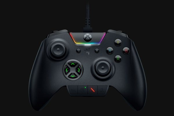 "GAMEPAD RAZER WOLVERINE GAMING CONTROLLER FOR XBOX, 6 additional remappable bumpers & triggers, Interchangeable thumbsticks and D-Pad, ""RZ06-02250100-R3M1"""