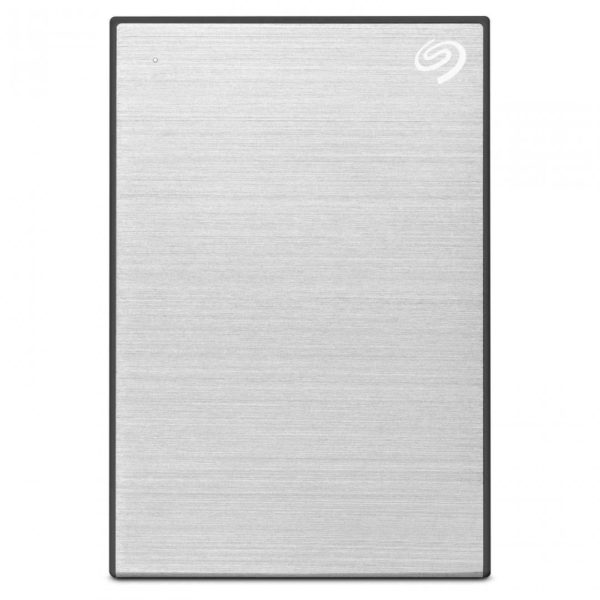 "HDD extern Seagate, 1TB, Backup Plus Slim, 2.5″, USB 3.0, Metalic, Argintiu ""STHN1000401"""