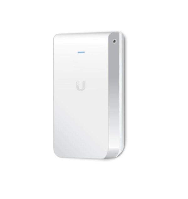 "ACCESS POINT UBIQUITI wireless 1733Mbps, 5 x Gigabit, AC2100 (300+1733Mbps), 2×2 MIMO 2.3GHz, 4×4 MIMO 5GHz, Wave 2, interior, ""UAP-IW-HD"""