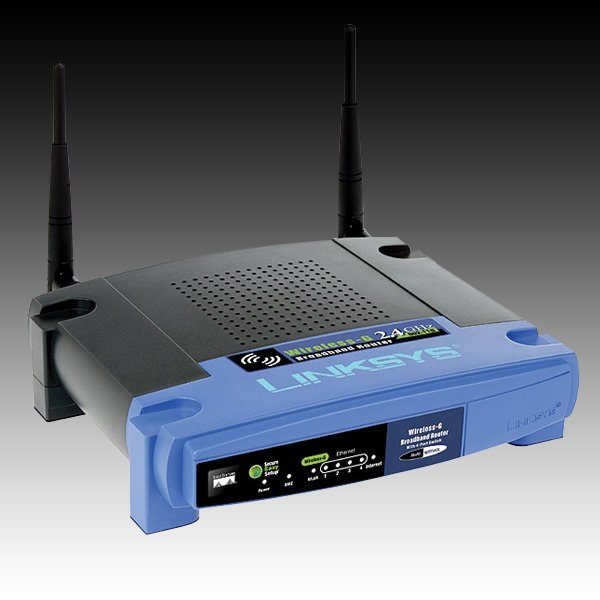"Router Wireless LINKSYS WRT54GL, 1xWAN 10/100, 1xLAN 10/100, 2 antene externe, WRT ""WRT54GL"""