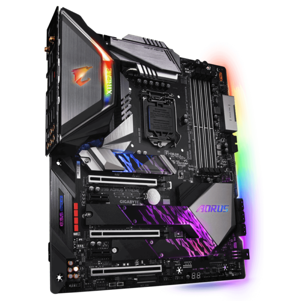 "Placa de baza Gigabyte Z390 AORUS Extreme, Intel Z390 Express Chipset, 4 x DDR4 DIMM sockets supporting up to 128GB (32GB single DIMM capacity), Dual channel memory architecture, Support for DDR4 2666 / 2400 / 2133 MHz ""Z390 AORUS XTREME"""