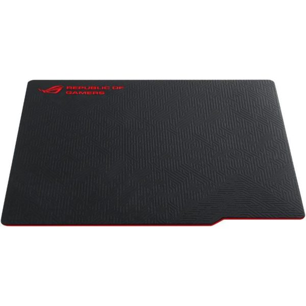 "MousePAD ASUS gaming, textil si silicon, 320 x 270 x 2 mm, negru ""90MP00C1-B0UA00"""
