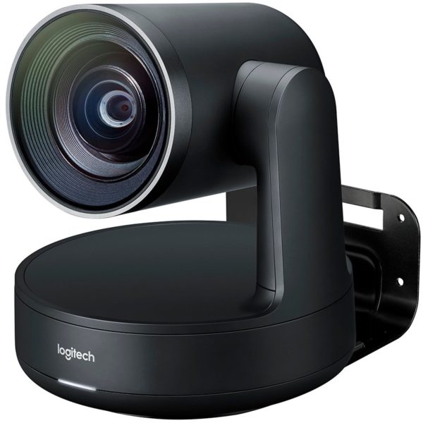 "LOGITECH Rally Ultra-HD ConferenceCam – BLACK – USB – PLUGC – EMEA – DUAL SPEAKER EU ""960-001224"""