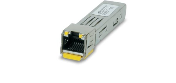 "MODUL SFP ALLIED TELESIS transceiver 1 port RJ45 100m, hot-swap ""AT-SPTX"""