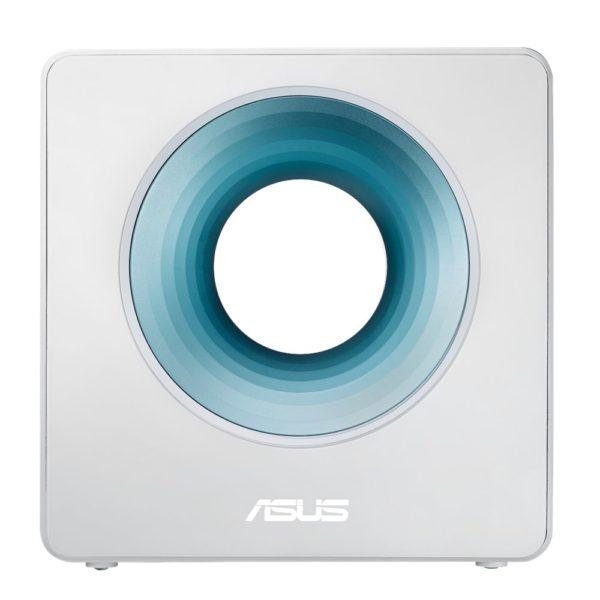 "ASUS Blue Cave AC2600 Dual-Band Wireless Router for Smart Homes; IEEE 802.11a, IEEE 802.11b, IEEE 802.11g, IEEE 802.11n, IEEE 802.11ac, IPv4, IPv6; AC2600 ultimate AC performance : 800+1734 Mbps; 4x Internal antenna ""BLUE CAVE"""
