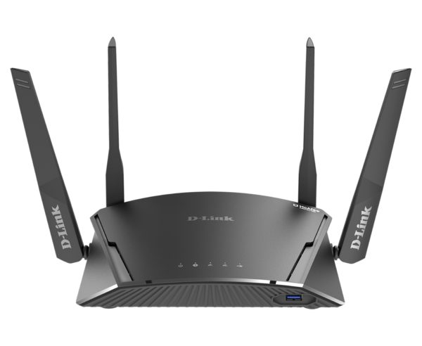 "ROUTER D-LINK wireless 1900Mbps, 4 porturi Gigabit, antene interne, Dual Band AC1900 (1300/600Mbps), 1xUSB3.0, ""DIR-1960"""