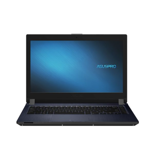 "Laptop SMB ASUSPro P1440FA-FA0080, 14 FHD (1920×1080), Anti-glare (mat), deschidere lid 180 grade; Intel Core i5-8265U, video Intel UHD Graphics 630, RAM 4GB DDR4 (1x4GB), SSD 256GB M.2 SATA3, Double Layer ODD, Endless OS ""P1440FA-FA0080"""