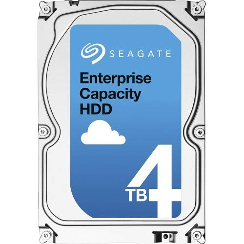 "HDD SEAGATE 4TB 7200 128MB S-ATA3 512n Format pt. Server, Exos 7E8 ""ST4000NM0035"""