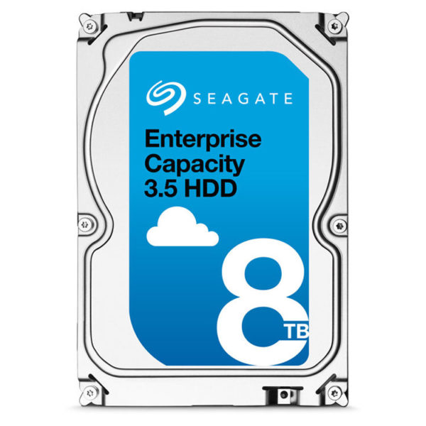 "SEAGATE HDD Server Exos 7E8 512E (3.5'/8TB/256/SATA/ 7200rpm) ""ST8000NM0055"""