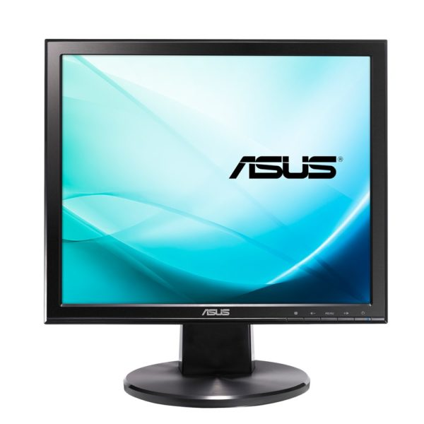 "MONITOR ASUS 19″, home, office, IPS, SXGA (1280 x 1024), clasic, 250 cd/mp, 5 ms, VGA, DVI, ""VB199T"" (include TV 5 lei)"