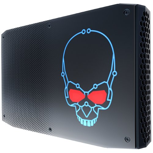 "Intel NUC ""HADES CANYON"" 8th Gen, Intel Core i7-8705G Processor with Radeon RX Vega M GL graphics (8M Cache, up to 4.10 GHz), ""BOXNUC8i7HNK2"""