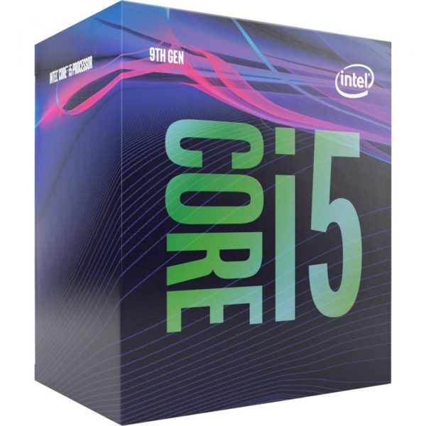 "CPU INTEL, skt LGA 1151, Core i5, 2.9GHz, (Turbo 4.1GHz), 6Core, cooler, ""BX80684I59400"""