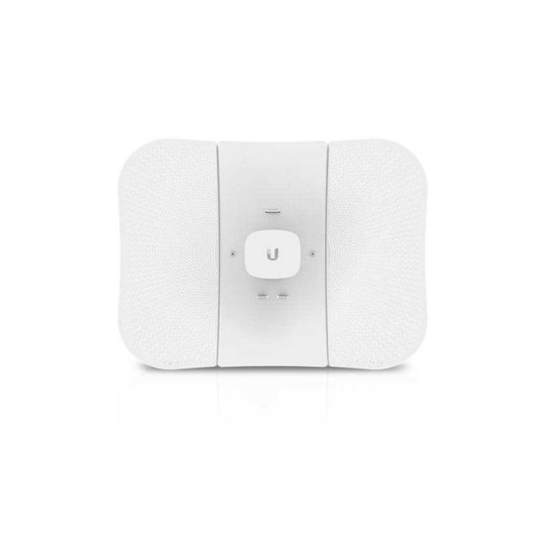 """ANTENA Directionala UBIQUITI exterior, 2,4-5GHz, 23dBi, airMAX, 450Mbps, PoE, 2×2 MIMO airMAX ac CPE, """"LBE-5AC-GEN2"""" (include TV 1.00 lei)"""