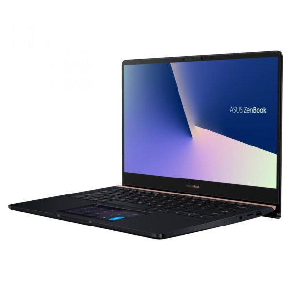 "UltraBook ASUS ZenBook Pro 14 UX480FD-BE048R, 14 FHD (1920X1080), Intel Core i7-8565U, video NVIDIA GeForce GTX 1050 MAX Q-4GB GDDR5, RAM 8GB DDR4 2400MHz, SSD 256GB NVME PCIEG3x4, NO ODD, Windows 10 Professional ""UX480FD-BE048R"""