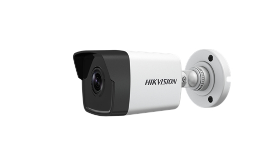 "Camera de supraveghere Hikvision IP Bullet DS-2CD1041-I(2.8MM); 4MP; 1/3″ Progressive CMOS, ICR, 2688×1520:20fps, lentila:2.8mm/F2.0 lens (4/6mm optional), Distanta IR: 30m; ""DS-2CD1041-I-28"""