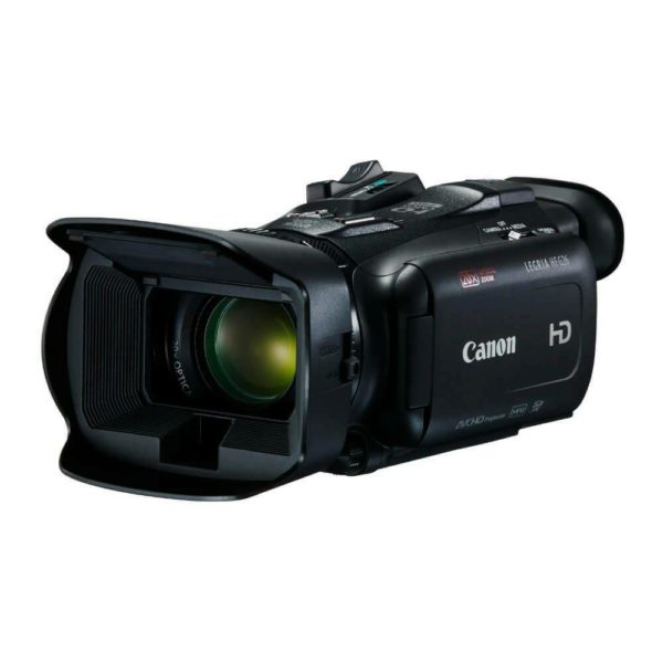 "Camera video Canon Legria HF G26, Full HD 1920×1080, senzor HD CMOS PRO,20 x optical zoom, Zoom digital 400x, procesor Digic DV 4, 920×1080 50i/25p 24 Mbps, 17 Mbps, 3″ LCD Touch Screen, negru. ""2404C003AA"""
