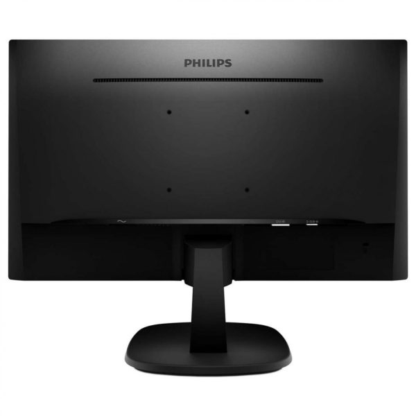 """MONITOR PHILIPS 27″, home, office, IPS, Full HD (1920 x 1080), Wide, 250 cd/mp, 5 ms, VGA, DVI, HDMI, """"273V7QDAB/00"""" (include TV 5 lei)"""