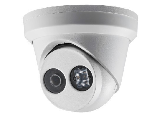 "Camera de supraveghere video Hikvision IP Turret DS-2CD2343G0-I(2.8mm); 4MP; 1/3″ Progressive Scan CMOS, Color: 0.018 Lux @ (F1.6,AGC ON), 0 Lux with IR; 4MP @25fps; lentila: 2.8mm; ""DS-2CD2343G0-I-28"""