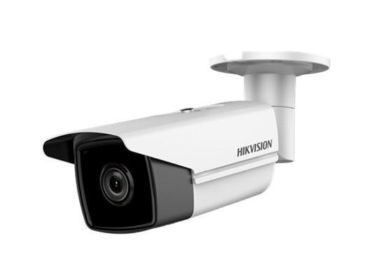 "Camera de supraveghere Hikvision IP EXIR Bullet DS-2CD2T25FWD-I5(2.8mm); 2MP; 1/2.8″ Progressive Scan CMOS; H.265+/H.265/H.264+/H.264/MJPEG; Powered by Dark fighter technology; Color:0.005 lux @(F1.2, AGC ON), ""DS-2CD2T25FWD-I528"""
