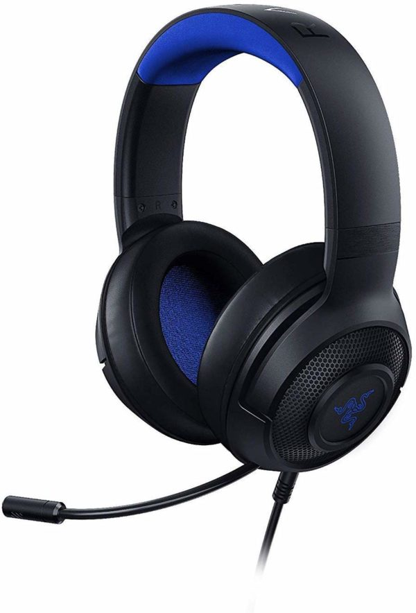 "Casti cu microfon Razer gaming, Kraken X for Console, On-headset Controls, Frequency response: 12 Hz # 28 kHz, Sensitivity (@1 kHz): 109 dB, Inner ear cup diameter: 65 x 44 mm, Cable length: 1.3 m / 4.27 ft. ""RZ04-02890200-R3M1"""