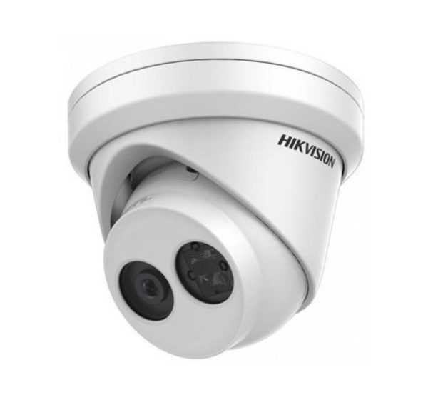 "Camera de supraveghere Hikvision IP Dome Outdoor, DS-2CD2345FWD-I (2.8mm); 4MP; Powered by Darkfighter; 4MP @ 30fps, 1/2.7 Progressive Scan CMOS, Color 0.009 lux, 120dB WDR, H.265 +/MJPEG, EXIR, ""DS-2CD2345FWD-I2.8"""