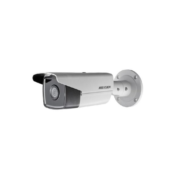 "Camera de supraveghere Hikvision IP Bullet, DS-2CD2T43G0-I5(2.8mm); Fixed lens: 2.8mm; 4MP; IR range: 50m; 1/3″ Progressive Scan CMOS; H.265 +/H.265/H.264+/H.264/MJPEG; Color: 0.01 lux @(F1.2, AGC ON), ""DS-2CD2T43G0-I52.8"""