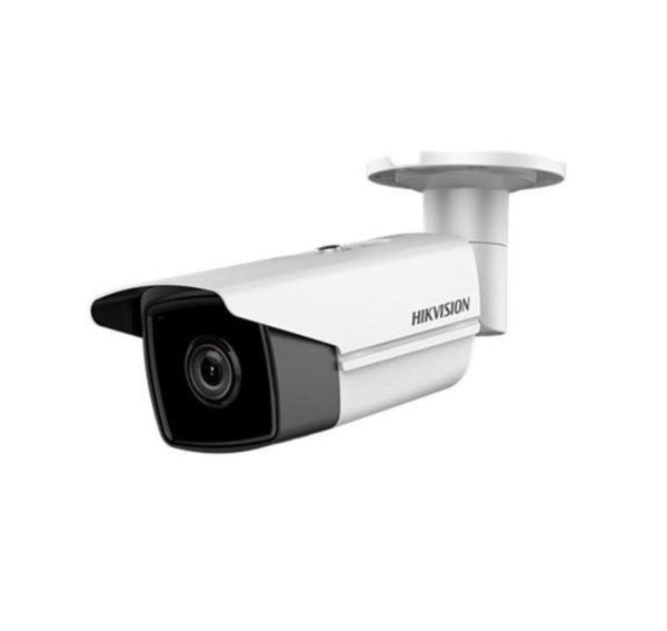 "Camera de supraveghere Hikvision IP Bullet, DS-2CD2T45FWD-I5(2.8mm); 4MP; 4MP @30fps, 1/2.7 Progressive Scan CMOS, Color 0.009 lux, 120dB WDR, H.265 +/MJPEG, EXIR,up to 50m, IP67, Fixed Lens: 2.8mm, ""DS-2CD2T45FWD-I528"""