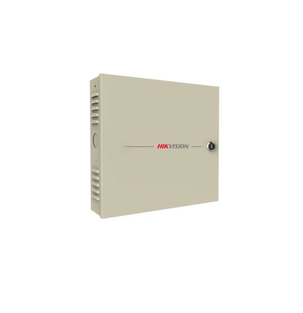 "CENTRALA control acces HIKVISION, DS-K2601, suporta 2 cititoare pt 1 usa, bidirectional, TCP/IP, RS-485, ""DS-K2601"""