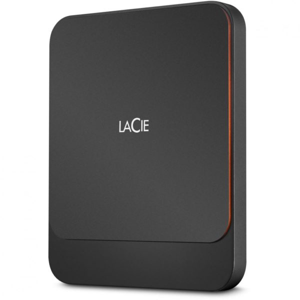 "SSD extern Lacie, Portable SSD, 2TB, 2.5″, USB 3.0, Read speed: up to 540MB/s ""STHK2000800"""