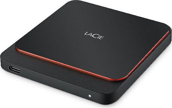 "SSD extern LACIE Portable, 500 GB, 2.5 inch, USB 3.0, R/W: 540 MB/s, ""STHK500800"" (include TV 0.15 lei)"